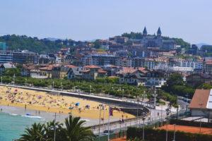 basque country beaches
