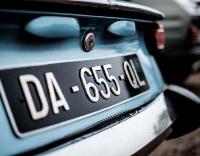 number plate builder